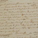 Acte de sépulture de Julienne CHEVREL - BMS Saint-Christophe-des-Bois (35), 11/04/1768