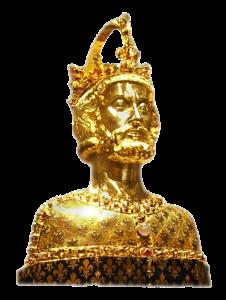 Buste de Charlemagne