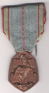 Médaille commémorative 1939-45