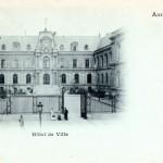 CPA Amiens (80) - Hôtel de Ville