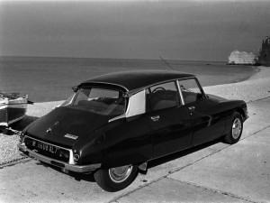 Citroën DS 21, 1972