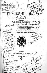 Les Fleurs du Mal - Baudelaire