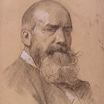 Auto-portrait d'Adolphe YVON (1817-1893) | Wikimédia