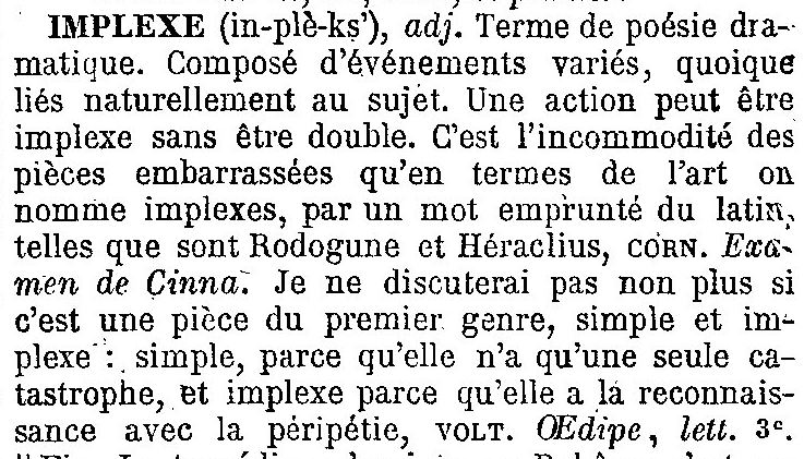 D finition de l 39 implexe en g n alogie yvon g n alogie - Dictionnaire de l office de la langue francaise ...