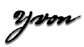 Signature YVON