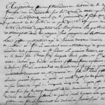 Acte de Décès de PILON Louise, 1800, Saint-Pavin-des-Champs