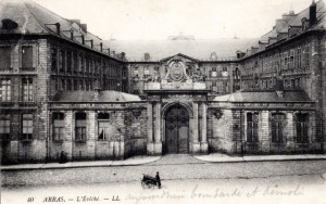CPA - Arras (62) - L'Évêché