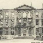 CPA - L'Évêché d'Arras détruit | Delcampe