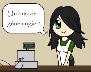 Un quiz de généalogie ?