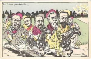 La course à la présidentielle, 1931 | Delcampe