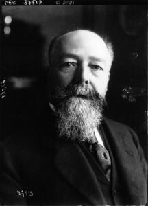 Paul DOUMER, sénateur, 1913 - Agence Meurisse | © Gallica