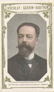 Paul DOUMER, président de la Chambre de janvier 1905 à mai 1906