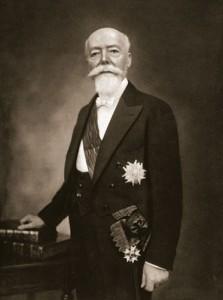 Paul DOUMER en costume de Président, 1931-1932