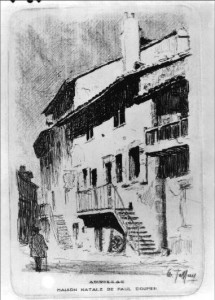 Maison natale de Paul DOUMER | © AD Cantal
