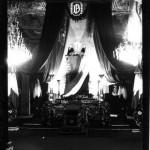 Paul DOUMER, 1932, chapelle ardente à l'Élysée | Agence Mondial