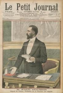 Le Petit Journal, supplément illustré du 22 janvier 1905 -Paul DOUMER président de la Chambre | © Gallica BnF