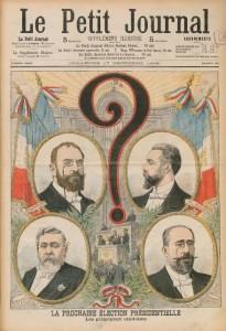 Le Petit Journal, supplément illustré du 17 décembre 1905 - la prochaine élection présidentielle | © Gallica BnF
