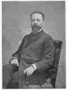 Paul DOUMER, président de la Chambre des Députes, 1905 | gutenberg.org