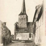 CPA - Glos-la-Ferriere (Orne) - L'Église