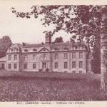CPA - Lombron (72) - Château de Loresse