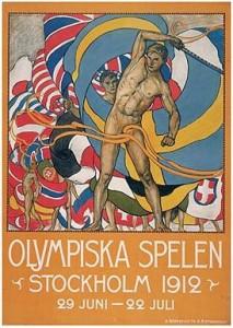 Olympiska Spelin, Stockholm, 1912