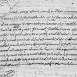 Chronique du curé de Connerré (Sarthe), 1709