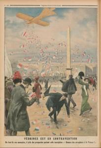 Le Petit Journal - supplément illustré du 04 février 1912 - dernière de couverture