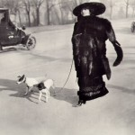 photographie par Jacques-Henri LARTIGUE - Avenue des Acacias, Paris 1911