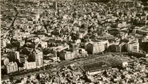 Casablanca en 1952 (Maroc)