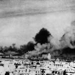 Bombardement allié sur Casablanca, novembre 1942