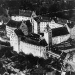 château de Colditz, Saxe, Oflag IV-C, prison d'Hitler