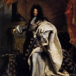 Louis XIV, 1701, par Hyacinthe Rigaud