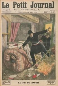 Le Petit Journal, supplément illustré du 12 mai 1912 - une