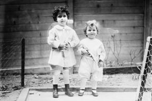 Les orphelins du Titanic Louis & Lolo Hoffman, 1912