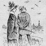 Le Petit Journal - supplément illustré du dimanche du 5 mai 1912 - Les gaités de la semaine par Draner