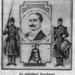 Le Président DESCHANEL à la une du journal La Croix, 25 mai 1912 | Gallica © BnF