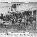 La Croix - une du 30 mai 1912, extrait - Fez | Gallica © BnF