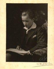 Jean FRANÇAIX en 1926 | © archives familiales Françaix