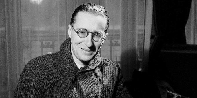 Jean FRANCAIX (1912-1997), compositeur | francetv.fr