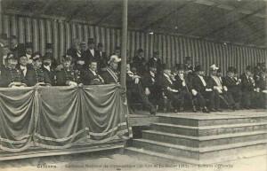 CPA - Orléans (45 Loiret) - Concours National de Gymnastique - 30 Juin et 1er Juillet 1912 - Tribune Officielle