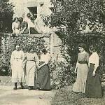 Jambles (Saône-et-Loire) - Colonie de Vacances 1912 - extrait