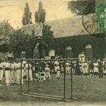 CPA - Villebon (Seine & Oise) - Château de Villebon - 25 Août 1912 - Souvenir du Festival