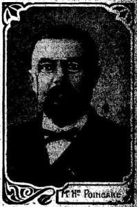 La Croix, une du 18 juillet 1912 - Henri POINCARÉ (1854-1912) | Gallica © BnF