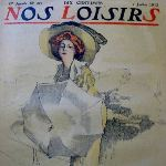 Nos Loisirs, une du 07 juillet 1912