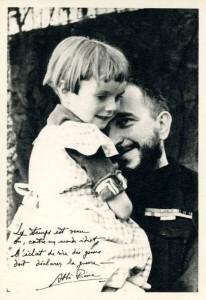 Carte Postale - Abbé Pierre