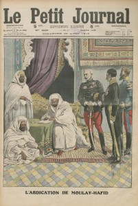 Le Petit Journal, supplément illustré du dimanche 25 août 1912