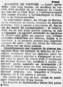 Ouest-Eclair (Rennes), 27 mars 1912