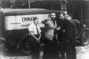 Abbe Pierre (1912-2007), fondateur du Mouvement Emmaüs