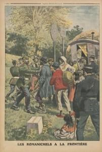 Le Petit Journal supplément illustré du dimanche 8 septembre 1912, dernière de couverture