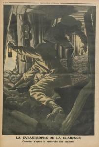 Le Petit Journal, supplément illustré du dimanche 22 septembre 1912, dernière de couverture | Gallica © BnF